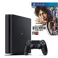 PlayStation 4 ジェット・ブラック 500GB +  JUDGE EYES (ジャッジ アイズ) :死神の遺言 セット CUH-2200A...
