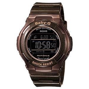 [カシオ]CASIO 腕時計 BABY-G ベビージー 電波ソーラー BGD-1310-5JF レディース