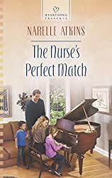 The Nurse's Perfect Match (Heartsong Presents)