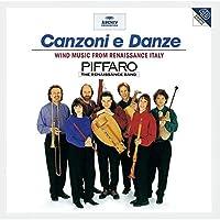 カンツォーナと舞曲~イタリア・ルネサンスの管楽合奏曲
