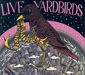 Live Yardbirds: Featuring Jimmy Page