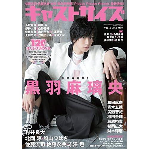 キャストサイズ vol.15 (三才ムックvol.877)