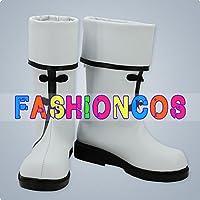 サイズ選択可男性25.5CM UA1383 VOCALOID ボーカロイド イェンホー 言和 YANHE コスプレ靴 ブーツ