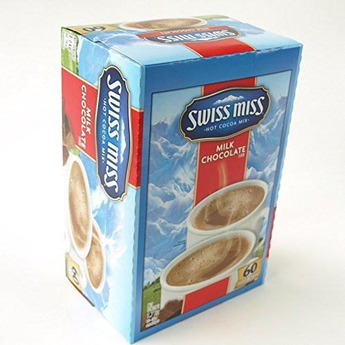 コストコホールセールジャパン スイスミス ホットココアミックス ミルクチョコレート 10袋入 ホットチョコレート 280g