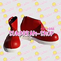 【サイズ選択可】女性24.5CM★コスプレ靴 ブーツ★201260★史上最恐の美術館【実況】Ibイヴ★Ib イヴ