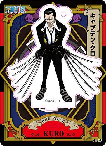 【キャプテン・クロ】 ワンピース アクリルdeカード 第4弾