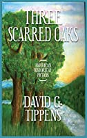 Three Scarred Oaks
