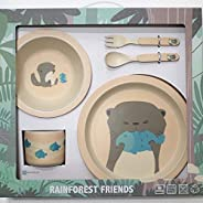 Rainforest Cutlery 5pcs Set - Otter