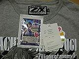 Z/X しまむら コラボ カード付 Tシャツ [L] 上柚木八千代 (グレー) グッドチョイス!アルモタヘル