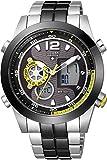 [シチズン]CITIZEN 腕時計 PROMASTER プロマスター 海外モデル 国内メーカー保証付き ワールドタイム Eco-Drive エコ・ドライブ 多機能ウォッチ JZ1005-58E メンズ