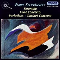 Serenade Flute Concerto Variations Clarinet Concer