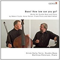 Bass: How Low Can You Go by FUCHS / REINER / PROTO / MISEK (2008-01-01)