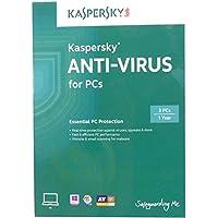 Kaspersky Anti-Virus 2014 (3User) by Kaspersky Lab [並行輸入品]