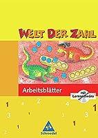Welt der Zahl 1. Arbeitsheft mit CD-ROM. Fuer Hessen, Rheinland-Pfalz, Saarland. (Lernmaterialien)