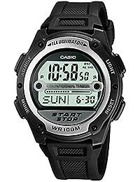 カシオ CASIO スポーツ サッカー レフェリーウォッチ 逆輸入 デジタル メンズ 腕時計 W-756-1AV ラバーベルト 逆輸入品 [並行輸入品]