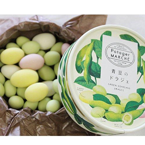 知る人ぞ知る人気スイーツ「青豆のドラジェ」をひと味違う手土産にいかが?