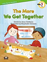 e-future 英語教材 Little Sprout Readers Level 3-10 The More We Get Together CD付