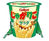 【Amazon.co.jp 限定】カルビー じゃがりこサラダ オリジナル巨大 リュック