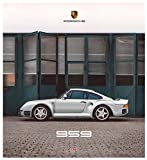 Porsche 959 / Geburt einer Legende - Birth of a Legend - Fact Book