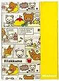 デルフィーノ サンエックス 2017年12月始まり ブロックウィークリー手帳 リラックマ コミック B6サイズ SX-35935