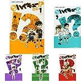 れっつ!ハイキュー!? コミック 1-6巻セット