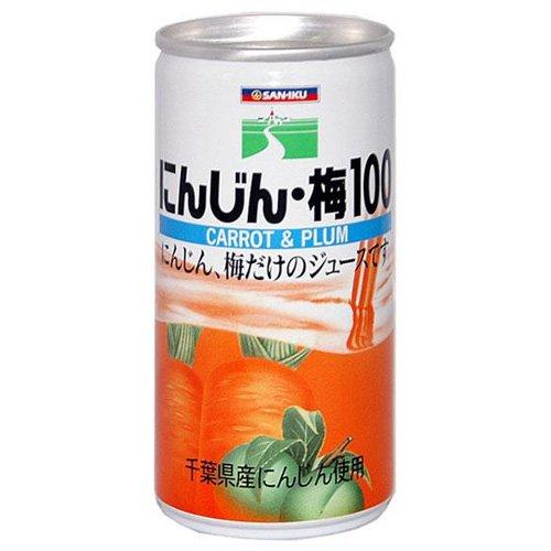 にんじん梅100 195g ×30本
