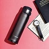 象印 水筒 直飲み 軽量ステンレスマグ 480ml スレートグレー SM-SC48-HM
