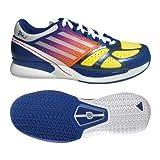 adidas(アディダス) アディ ゼロ Feather2 AC 29.5cm テニスシューズ G64004 錦織圭シグネチャーモデル!
