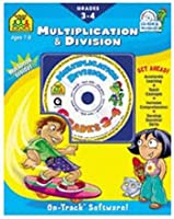 Multiplication and Division Grades 3-4 [並行輸入品]