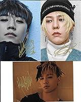 BIGBANG「MADE THE FULL」全員直筆サイン入り写真5枚組 484 証明書付