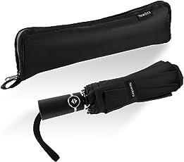 Newdora 折りたたみ傘 軽量 日傘 ワンタッチ 自動開閉 210T 晴雨兼用 梅雨対策 超吸水傘カバー付き