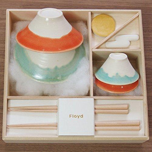 Floyd フロイド FUJI BAKO 富士箱 CHOCO set 猪口セット FG01-00101