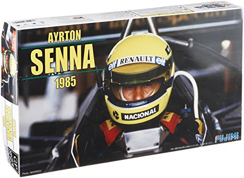 1/20 グランプリシリーズSPOT-No.23ロータス97T ポルトガルGP 1985年 ドライバーフィギュア付