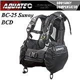 AQUATEC スキューバダイビング用BCジャケット BC-25 Sunny BCD L