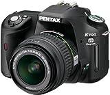 PENTAX デジタル一眼レフカメラ K100D Super レンズキット K100DSPLK 画像