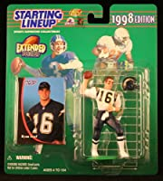 RYAN LEAF / SAN DIEGO CHARGERS 1998 NFL * EXTENDED SERIES * Starting Lineup Action Figure & Exclusive NFL Collector