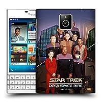 オフィシャルStar Trek メインキャスト アイコニック・キャラクターズ(Ds9) BlackBerry Passport 専用ハードバックケース
