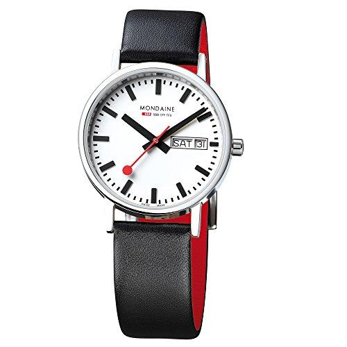 [モンディーン]MONDAINE 腕時計 ニュークラシック デイデイト A667.30314.11SBB メンズ [正規輸入品]