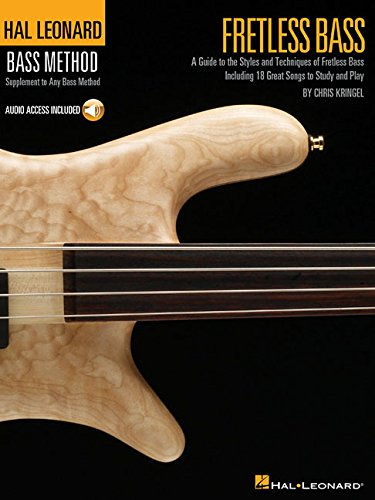 Fretless Bass - Hal Leonard Bass Method Stylistic Supplement