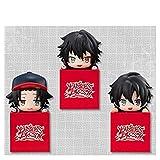 ヒプノシスマイク - Division Rap Battle - ひっかけフィギュア -Buster Bros!!! -全3種セット