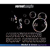 Multiplying Soap Bubbles by Vernet by Vernet Magic [並行輸入品]