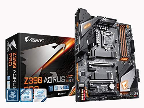 GIGABYTE Z390 AORUS PRO ATX ゲーミングマザーボード [Intel Z390チップセット搭載] MB4595