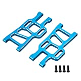 (108819, Blue) - XPURC Aluminium Front Lower Arms (L/R) 108019 108819 For Rc car Redcat Volcano ect Upgrade Parts (Blue)