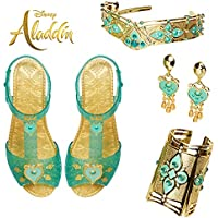 Disney Aladdin Jasmine Accessory Set
