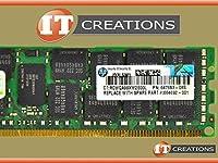 HP 664692-001 - 16GB (1X16GB) 2RX4 PC3L-10600R メモリ G8用 - PULLS (認定リファービッシュ)