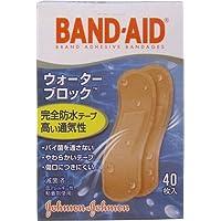【まとめ買い】バンドエイド ウォーターブロック(40枚入) ×2セット