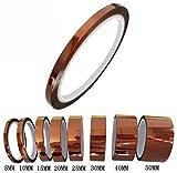 絶縁耐熱 テープ ポリイミド 電子工作 電子基板 の マスキング 保護 等に (幅50mm × 長さ30m)
