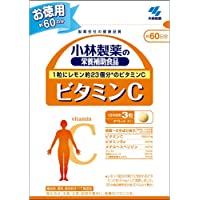 小林製薬 小林製薬の栄養補助食品ビタミンC180粒×2 813