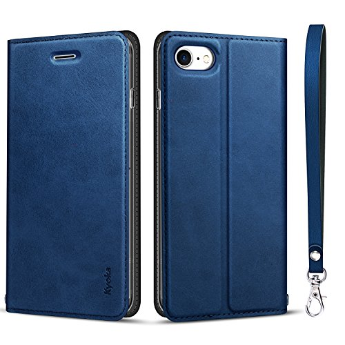 iphone8 ケース iphone7ケース 手帳型 [カー...
