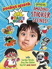 Ryan's World: Amazing Sticker Sc